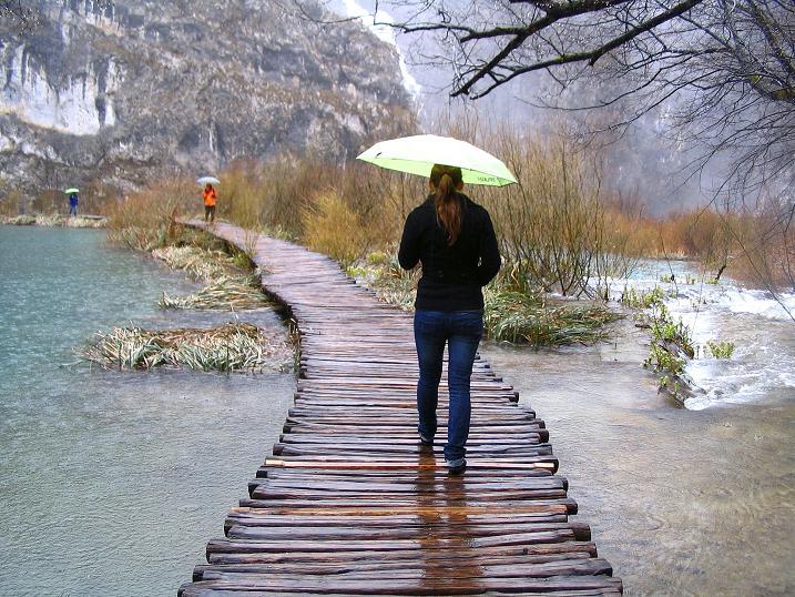 Foto: Andreas Koller / Wandertour / Naturschauspiel Plitvicer Seen (560 m) / 09.04.2010 22:30:18