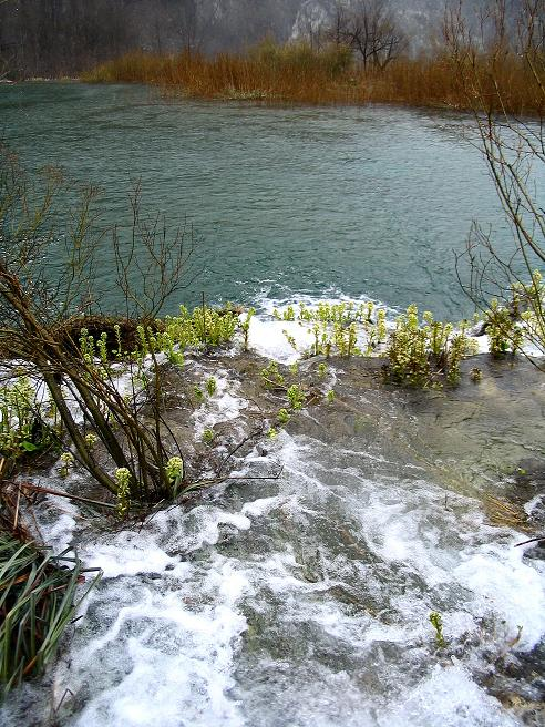 Foto: Andreas Koller / Wandertour / Naturschauspiel Plitvicer Seen (560 m) / 09.04.2010 22:29:25