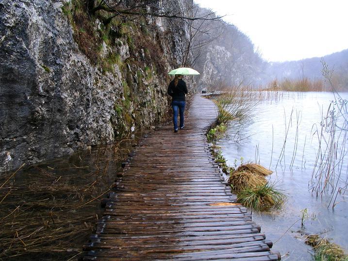 Foto: Andreas Koller / Wandertour / Naturschauspiel Plitvicer Seen (560 m) / 09.04.2010 22:29:01