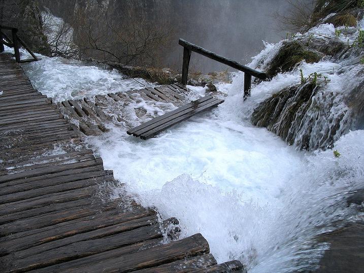 Foto: Andreas Koller / Wandertour / Naturschauspiel Plitvicer Seen (560 m) / 09.04.2010 22:28:53