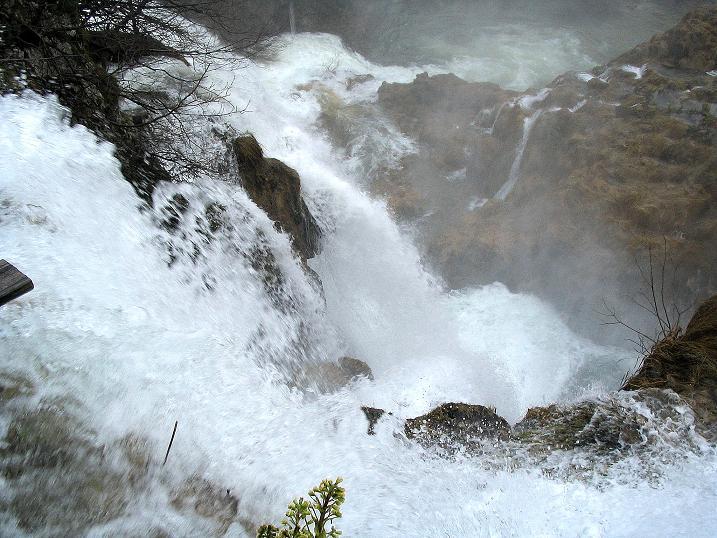 Foto: Andreas Koller / Wandertour / Naturschauspiel Plitvicer Seen (560 m) / 09.04.2010 22:28:45