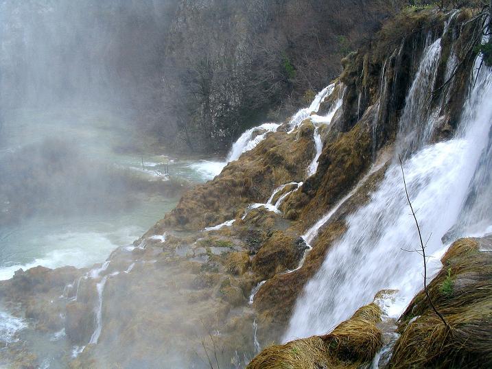 Foto: Andreas Koller / Wandertour / Naturschauspiel Plitvicer Seen (560 m) / 09.04.2010 22:28:38