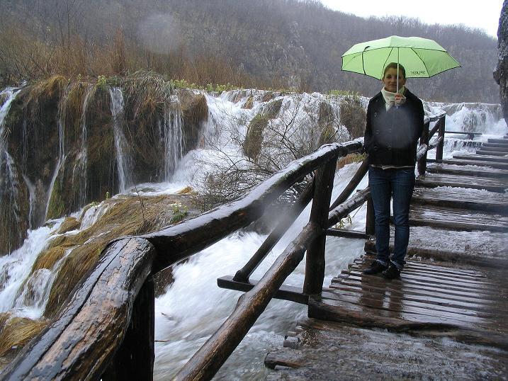 Foto: Andreas Koller / Wandertour / Naturschauspiel Plitvicer Seen (560 m) / 09.04.2010 22:28:30
