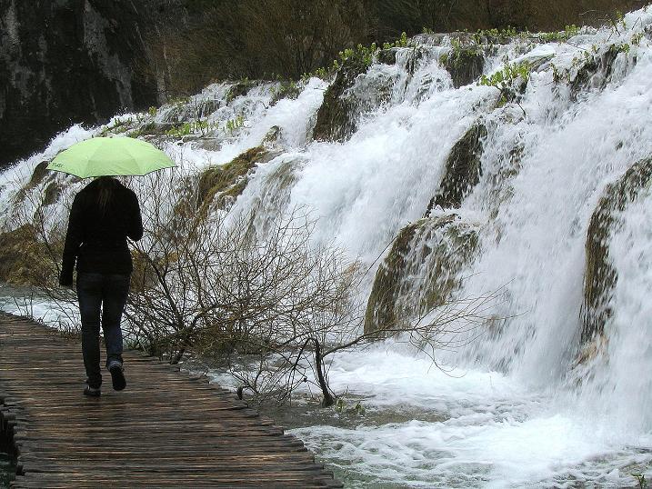 Foto: Andreas Koller / Wandertour / Naturschauspiel Plitvicer Seen (560 m) / 09.04.2010 22:27:56