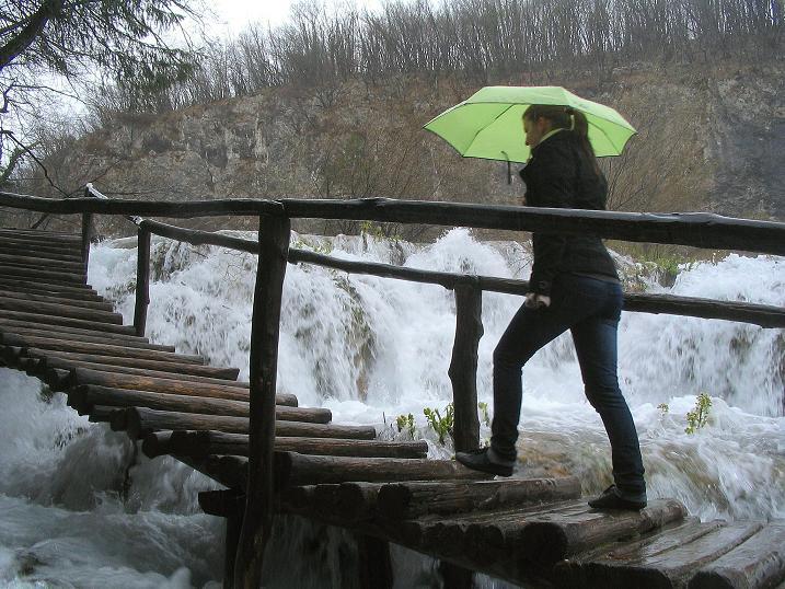 Foto: Andreas Koller / Wandertour / Naturschauspiel Plitvicer Seen (560 m) / 09.04.2010 22:27:42