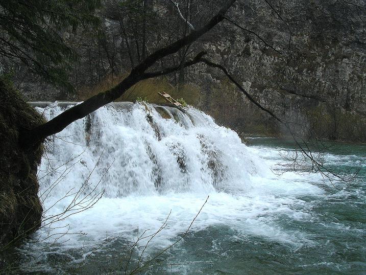 Foto: Andreas Koller / Wandertour / Naturschauspiel Plitvicer Seen (560 m) / 09.04.2010 22:27:36