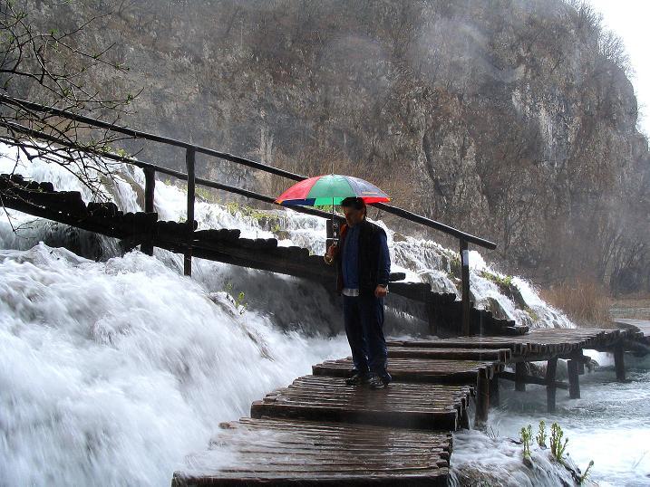 Foto: Andreas Koller / Wandertour / Naturschauspiel Plitvicer Seen (560 m) / 09.04.2010 22:26:40