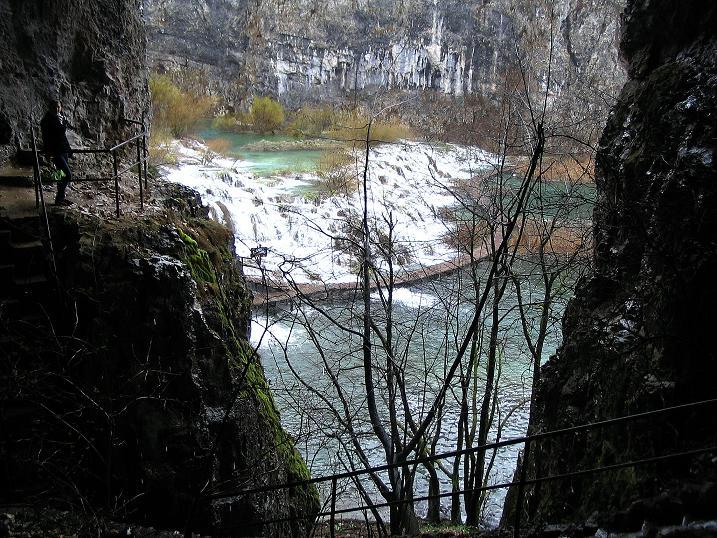 Foto: Andreas Koller / Wandertour / Naturschauspiel Plitvicer Seen (560 m) / 09.04.2010 22:26:17
