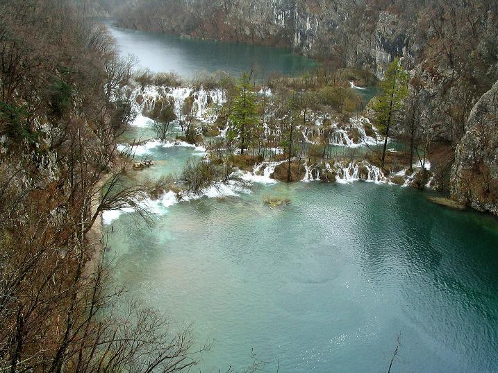 Foto: Andreas Koller / Wandertour / Naturschauspiel Plitvicer Seen (560 m) / 09.04.2010 22:25:56
