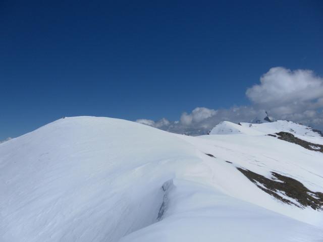 Foto: Wolfgang Lauschensky / Skitour / Mittlerer und Großer Bärenkopf (3358m+3396m) / Mittlerer Bärenkopf / 27.05.2014 21:38:58