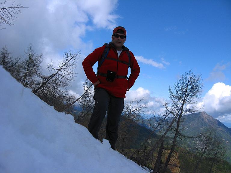 Foto: Andreas Koller / Klettersteigtour / ÖTK-Klettersteig Koschutnikturm neu und alt (2136 m) / 16.05.2010 00:38:14