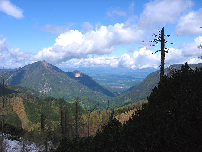 Foto: Andreas Koller / Klettersteigtour / ÖTK-Klettersteig Koschutnikturm neu und alt (2136 m) / 16.05.2010 00:38:05
