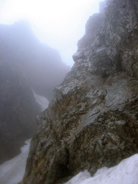 Foto: Andreas Koller / Klettersteigtour / ÖTK-Klettersteig Koschutnikturm neu und alt (2136 m) / 16.05.2010 00:34:02