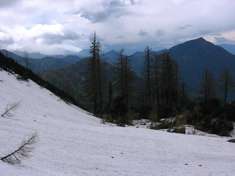 Foto: Andreas Koller / Klettersteigtour / ÖTK-Klettersteig Koschutnikturm neu und alt (2136 m) / 16.05.2010 00:32:02