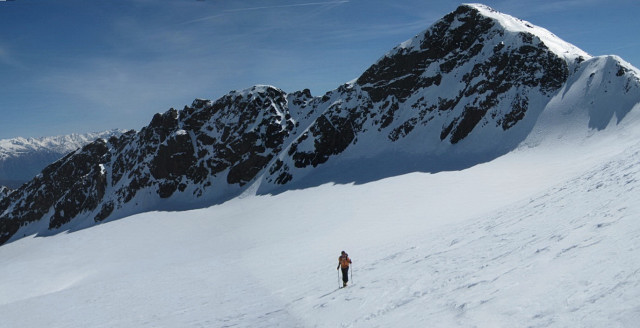 Foto: Wolfgang Lauschensky / Skitour / Östliche Veneziaspitze (3356m) - oder III. Veneziaspitze / Hintere Schranspitze / 27.05.2010 15:54:13