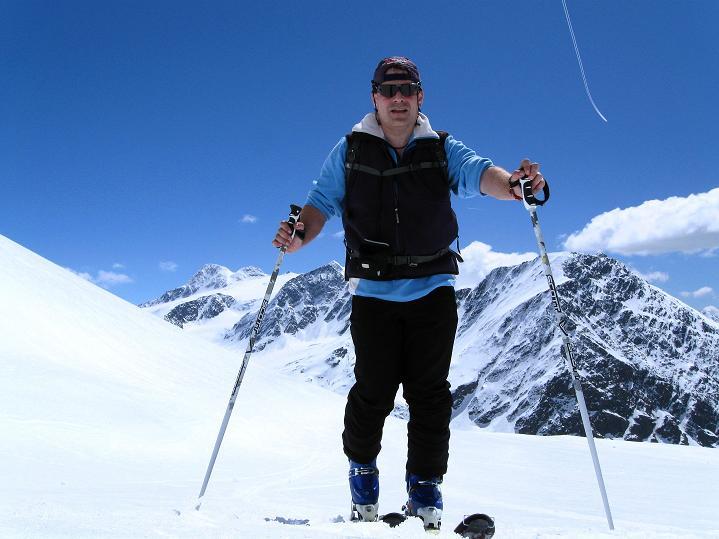 Foto: Andreas Koller / Skitour / Aus dem Schnalstal aufs Teufelsegg (3225 m) / 30.05.2010 01:19:19
