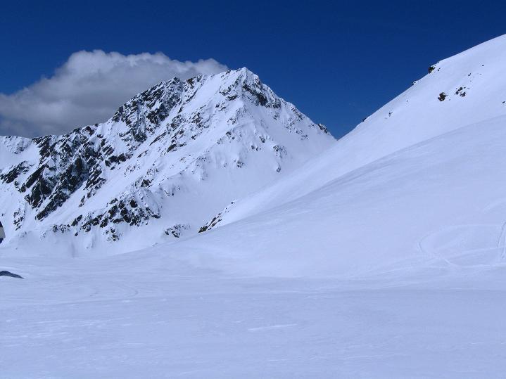 Foto: Andreas Koller / Skitour / Aus dem Schnalstal aufs Teufelsegg (3225 m) / Schwemserspitze (3459 m) / 30.05.2010 01:18:37