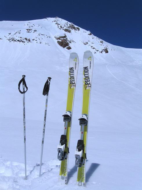 Foto: Andreas Koller / Skitour / Aus dem Schnalstal aufs Teufelsegg (3225 m) / 30.05.2010 01:18:19