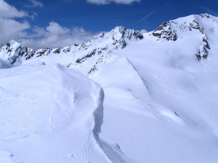 Foto: Andreas Koller / Skitour / Aus dem Schnalstal aufs Teufelsegg (3225 m) / 30.05.2010 01:11:39