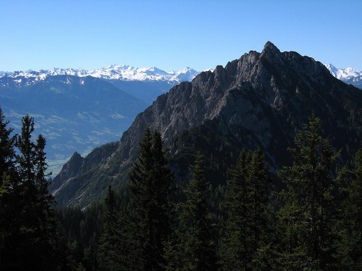 Foto: Andreas Koller / Klettersteigtour / Rosskopf Klettersteig und Rofanspitze (2259 m) / 09.06.2010 02:37:19