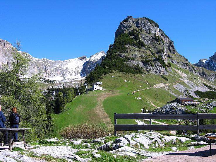 Foto: Andreas Koller / Klettersteigtour / Rosskopf Klettersteig und Rofanspitze (2259 m) / 09.06.2010 02:37:09