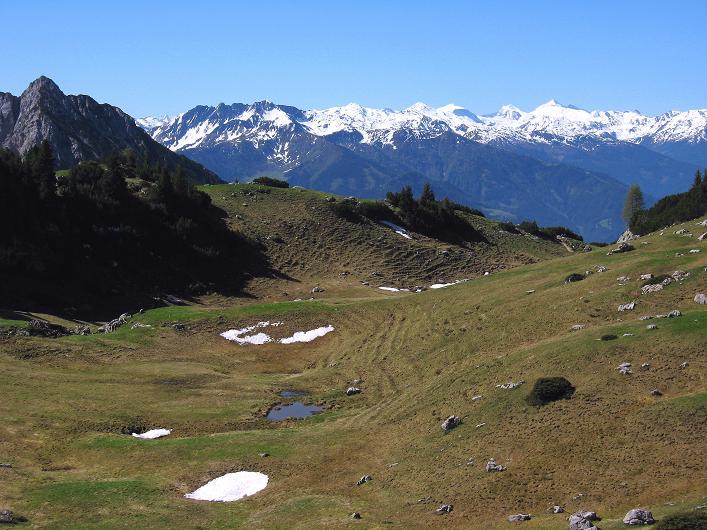 Foto: Andreas Koller / Klettersteigtour / Rosskopf Klettersteig und Rofanspitze (2259 m) / 09.06.2010 02:36:08