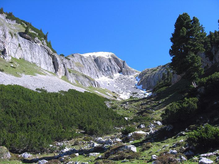 Foto: Andreas Koller / Klettersteigtour / Rosskopf Klettersteig und Rofanspitze (2259 m) / 09.06.2010 02:34:55