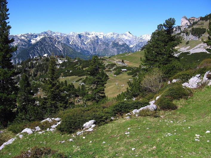 Foto: Andreas Koller / Klettersteigtour / Rosskopf Klettersteig und Rofanspitze (2259 m) / 09.06.2010 02:34:49