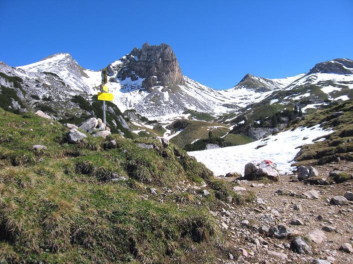 Foto: Andreas Koller / Klettersteigtour / Rosskopf Klettersteig und Rofanspitze (2259 m) / 09.06.2010 02:33:58