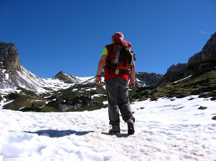 Foto: Andreas Koller / Klettersteigtour / Rosskopf Klettersteig und Rofanspitze (2259 m) / 09.06.2010 02:33:31