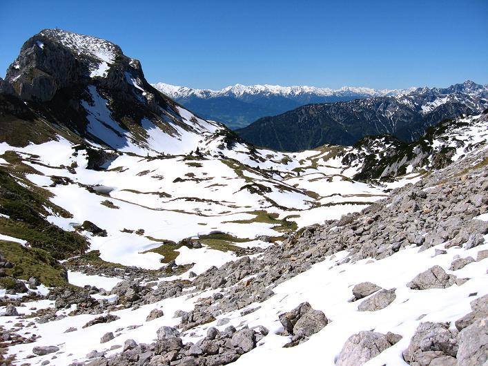 Foto: Andreas Koller / Klettersteigtour / Rosskopf Klettersteig und Rofanspitze (2259 m) / 09.06.2010 02:30:28