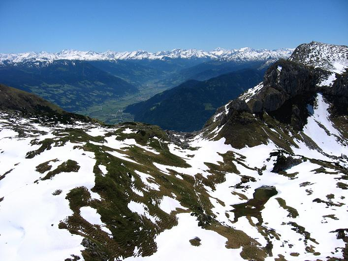 Foto: Andreas Koller / Klettersteigtour / Rosskopf Klettersteig und Rofanspitze (2259 m) / 09.06.2010 02:28:51