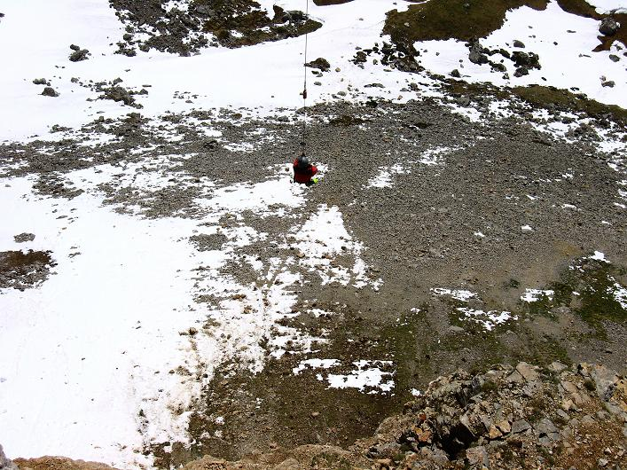 Foto: Andreas Koller / Klettersteigtour / Rosskopf Klettersteig und Rofanspitze (2259 m) / 09.06.2010 02:27:49
