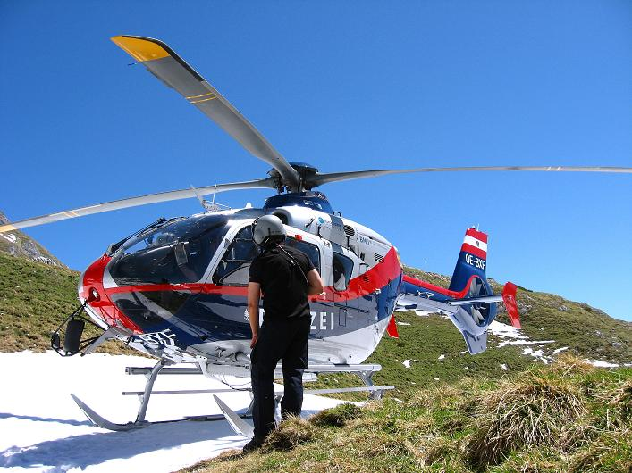 Foto: Andreas Koller / Klettersteigtour / Rosskopf Klettersteig und Rofanspitze (2259 m) / 09.06.2010 02:25:35