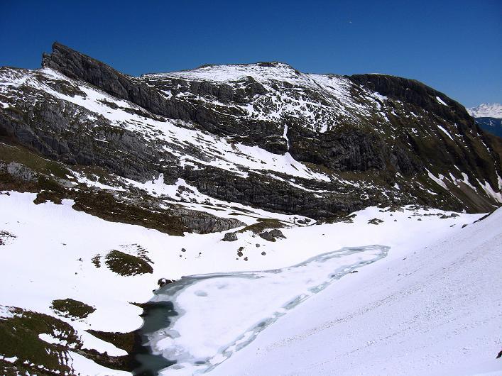 Foto: Andreas Koller / Klettersteigtour / Rosskopf Klettersteig und Rofanspitze (2259 m) / 09.06.2010 02:24:44