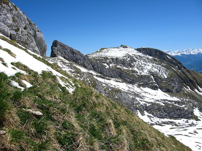 Foto: Andreas Koller / Klettersteigtour / Rosskopf Klettersteig und Rofanspitze (2259 m) / 09.06.2010 02:24:35