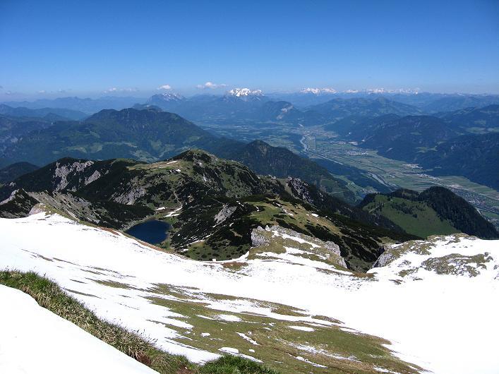 Foto: Andreas Koller / Klettersteigtour / Rosskopf Klettersteig und Rofanspitze (2259 m) / 09.06.2010 02:23:40