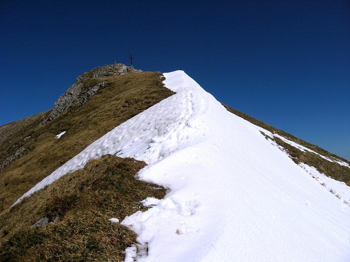 Foto: Andreas Koller / Klettersteigtour / Rosskopf Klettersteig und Rofanspitze (2259 m) / W-Grat Rofanspitze / 09.06.2010 02:21:17