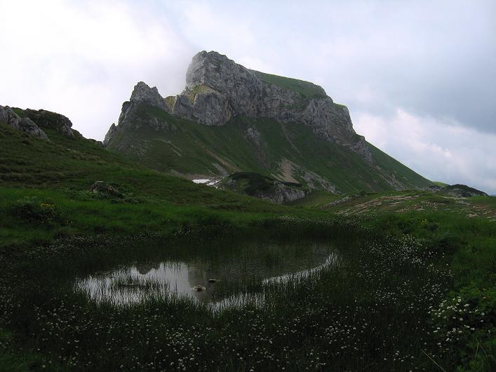 Foto: Andreas Koller / Klettersteigtour / Rosskopf Klettersteig und Rofanspitze (2259 m) / 14.07.2010 15:03:37