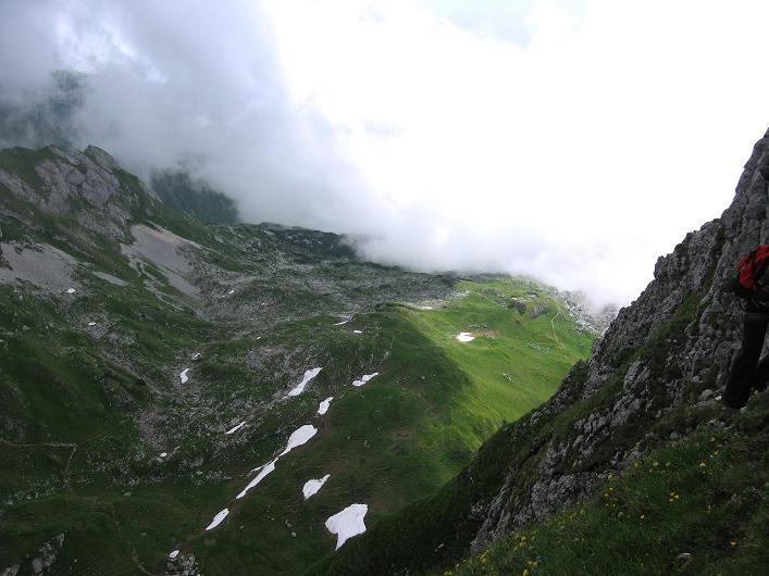 Foto: Andreas Koller / Klettersteigtour / Rosskopf Klettersteig und Rofanspitze (2259 m) / 14.07.2010 14:59:09