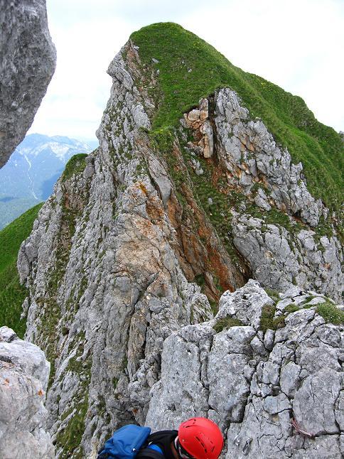 Foto: Andreas Koller / Klettersteigtour / Rosskopf Klettersteig und Rofanspitze (2259 m) / 14.07.2010 14:57:38