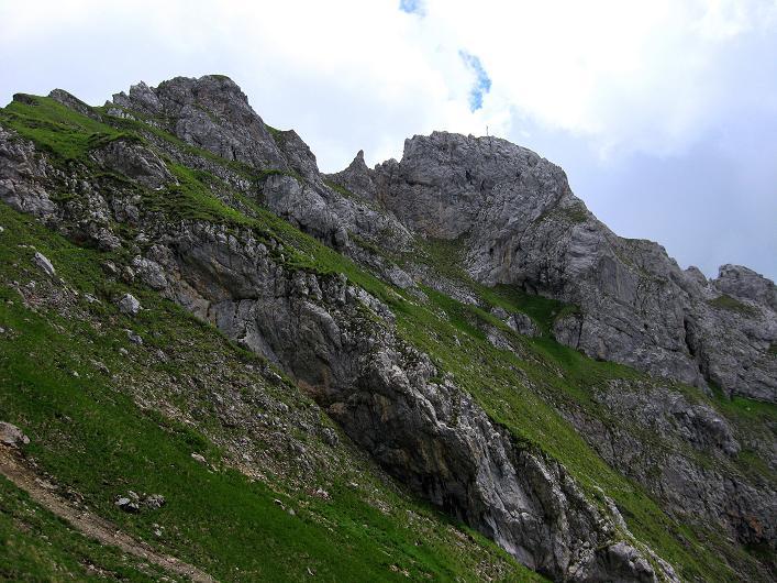 Foto: Andreas Koller / Klettersteigtour / Rosskopf Klettersteig und Rofanspitze (2259 m) / 14.07.2010 14:56:05