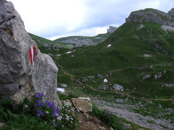Foto: Andreas Koller / Klettersteigtour / Rosskopf Klettersteig und Rofanspitze (2259 m) / 14.07.2010 14:55:17