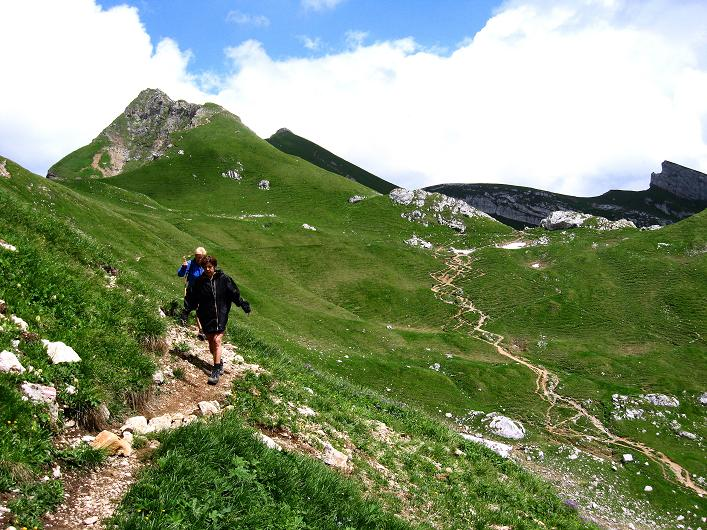 Foto: Andreas Koller / Klettersteigtour / Rosskopf Klettersteig und Rofanspitze (2259 m) / Rofanspitze (2259m) / 14.07.2010 14:55:09