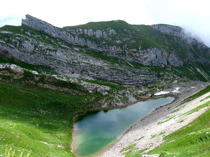 Foto: Andreas Koller / Klettersteigtour / Rosskopf Klettersteig und Rofanspitze (2259 m) / 14.07.2010 14:54:23