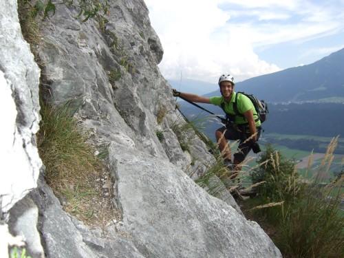 Kaiser Max Klettersteig : Kaiser max klettersteig bergsteigen