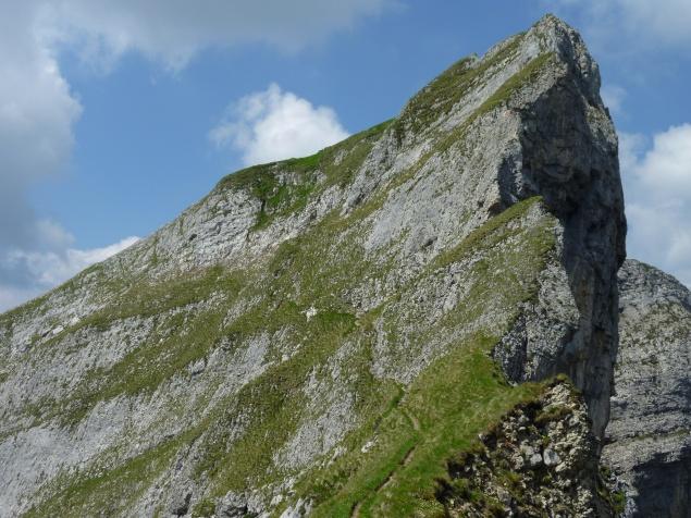 Klettersteig Achensee : Fotogalerie tourfotos fotos zur klettersteig tour achensee 5