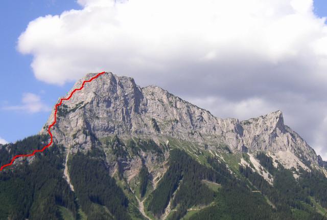 Klettersteig Eisenerz : Naturfreunde eisenerz