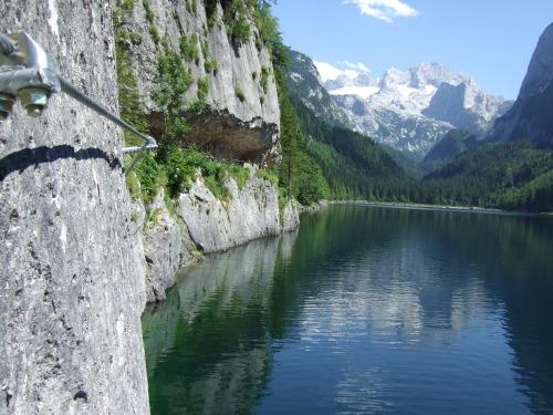 Laserer Alpin Klettersteig : Fotogalerie tourfotos fotos zur klettersteig tour laserer