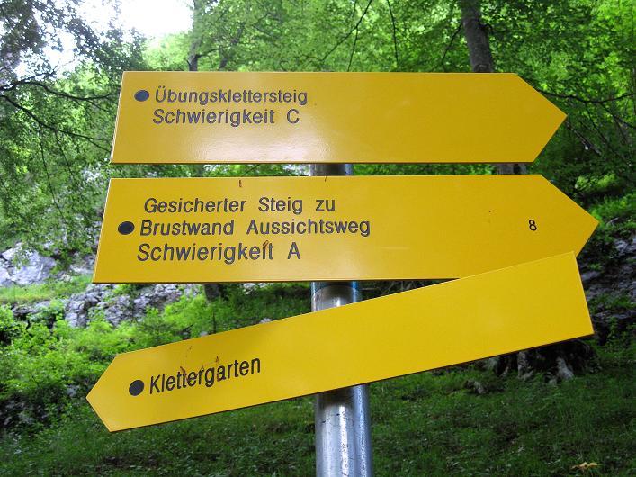 Klettersteig Wolfgangsee : Bub nach klettersteig absturz in lebensgefahr krone at